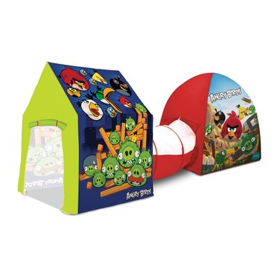 Barraca Angry Birds - 3 em 1 - Bang Toys