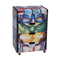 Bau-com-Gavetas---Avengers---Marvel---Disney---Mabruk