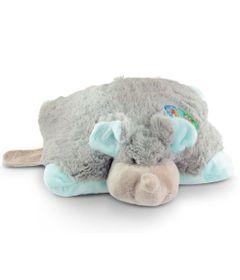 Pelucia---Pillow-Pets-de-Chao---Animais-Coloridos---Elefante---DTC
