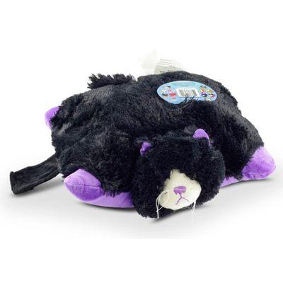 Pelúcia - Pillow Pets de Chão - Animais Coloridos - Gato - DTC