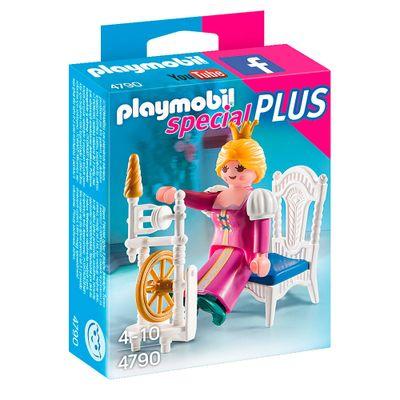 Playmobil - Especial Plus - Princesa Bela Adormecida - 4790