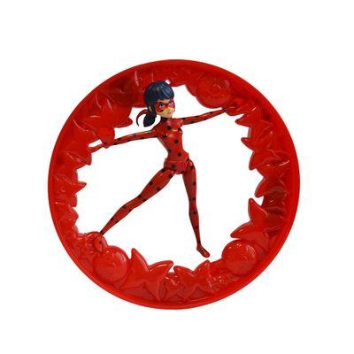 Boneca Articulada com Acessórios - Ladybug Giratória com Roda - Sunny