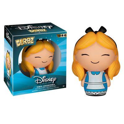 Figura Colecionável - Funko DORBZ - Disney - Alice no País das Maravilhas - Alice - Funko