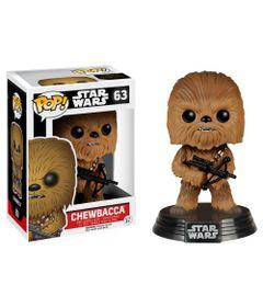 Figura-Colecionavel---Funko-POP---Disney---Star-Wars---Chewbacca---Funko