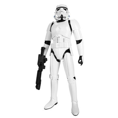 Figura Articulada - 45 Cm - Disney - Star Wars - Rogue One - Stormtrooper - DTC