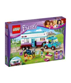 41125---LEGO-Friends---Trailer-Veterinario-para-Cavalos