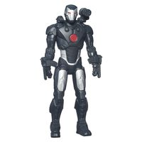 Boneco-Marvel---Avengers---15-cm---Marvel-S-War-Machine---Hasbro