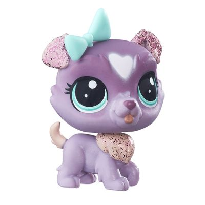 Mini-Boneca-Littlest-Pet-Shop---Cherie-Bow-Wow---Hasbro