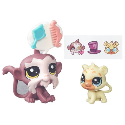 Mini-Bonecas-Littlest-Pet-Shop---Tamarin-Beardley---Hasbro