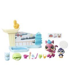 Playset-e-Mini-Figuras---Littlest-Pet-Shop---Pet-Tales---Contos-da-Cidade---Max-McGoialie-e-Rosalee-Pointer---Hasbro