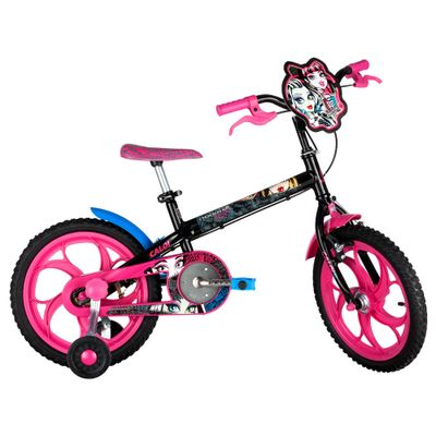 Bicicleta Aro 16 - Monster High - Caloi