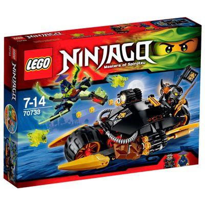 70733 - LEGO Ninjago - Motocicleta de Ação