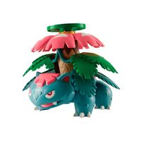 Mini-Figuras-Colecionaveis-Pokemon---4-unidades---Terceira-Geracao---Mega-Venusaur---Tomy