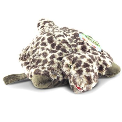 Pelúcia - Pillow Pets de Chão - Animais Coloridos - Jacaré - DTC