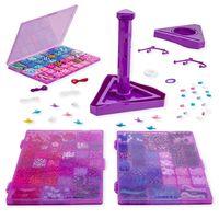 Kit-de-Artes---Conjunto-de-Micangas-4-em-1---Totally-Me---New-Toys