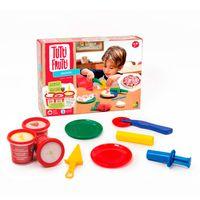 Massa-de-Modelar---Tutti-Frutti---Conjunto-de-Pizzas---New-Toys