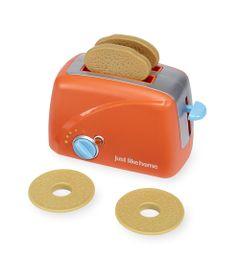 Mini-Torradeira---Just-Like-Home---Laranja---New-Toys