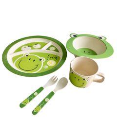 Kit-de-Alimentacao---5-pecas---Sapo---Girotondo-Baby_Frente