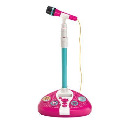 Microfone Karaoke Fabuloso Barbie Fun