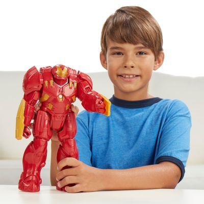 Boneco Articulado - Marvel - Avengers - Titan Hero - Hulkbuster - Hasbro