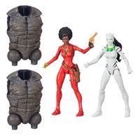Kit-de-Bonecos---15-Cm---Disney---Marvel---Spider-Man-Infinite-Legends---Misty-Knight-e-White-Tiger---Hasbro