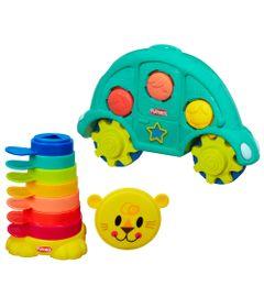 Kit-Playskool---Carrinho-de-Engrenagens-e-Pilha-Encaixa-Pecas---Hasbro