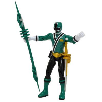 Boneco Power Rangers Samurai - Floresta - 31839