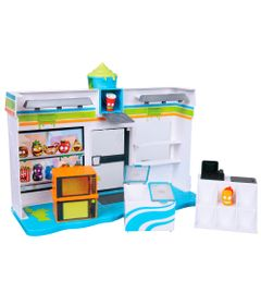 Playset-e-Mini-Figuras---Trash-Pack---Grossery-Gang---Yucky-Mart---DTC