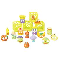 Super-Pack-16-Mini-Figuras---Trash-Pack---Grossery-Gang---Chuncky-Crunch--DTC
