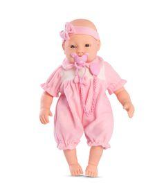 Boneca-Baby-By---Com-Roupinhas---Macaquinho-Rosa-Claro---Roma-Jensen