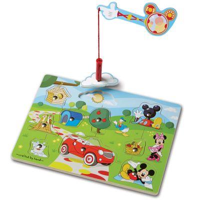 pecas-de-encaixe-de-madeira-com-ima-disney-minnie-mouse-new-toys