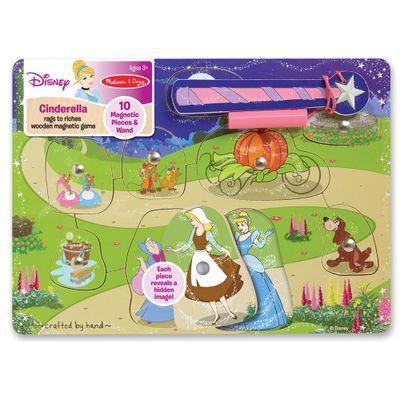pecas-de-encaixe-de-madeira-com-ima-disney-princesas-cinderela-new-toys