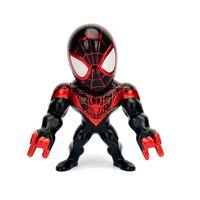 Figura-Colecionavel-15-Cm---Metals---Disney---Marvel---Spider-Man---Miles-Morales-Spider-Man---DTC