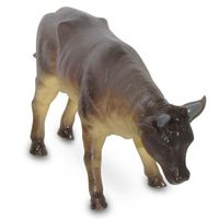Figura-Bicho-Mundi---23-Cm---Animais-da-Fazenda---Boi---DTC