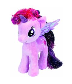 Pelucia-Media---30-Cm---My-Little-Pony---Twilight-Sparkle---DTC