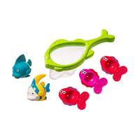 Conjunto-de-Brinquedos-para-Banho---6-pecas---Pescaria-no-Banho---Girotondo-Baby-LP133861-frente