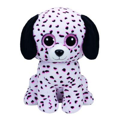 Pelucia-45-Cm---Beanie-Boos---Pelucias-Coloridas---Cachorro---DTC