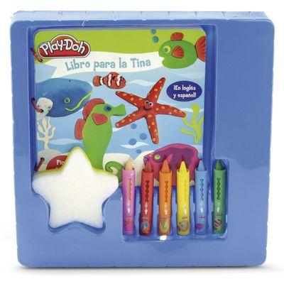 Conjunto de Artes - Livro de Atividades Play-Doh - DTC