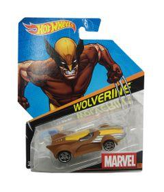 Carrinho-Hot-Wheels-Marvel---Wolverine---Mattel