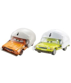 Veiculos-Hot-Wheels---Disney-Cars-2---Pack-com-2-Veiculos---Grem-e-Acer-com-Capacete---Mattel
