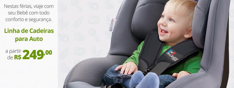 Cadeiras para Auto