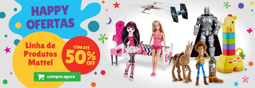 Happy Ofertas Mattel