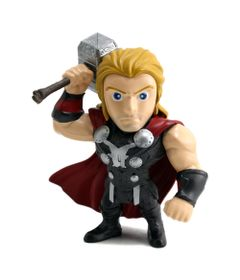 Figura-Colecionavel-15-Cm---Metals---Disney---Marvel---Civil-War---Thor---DTC
