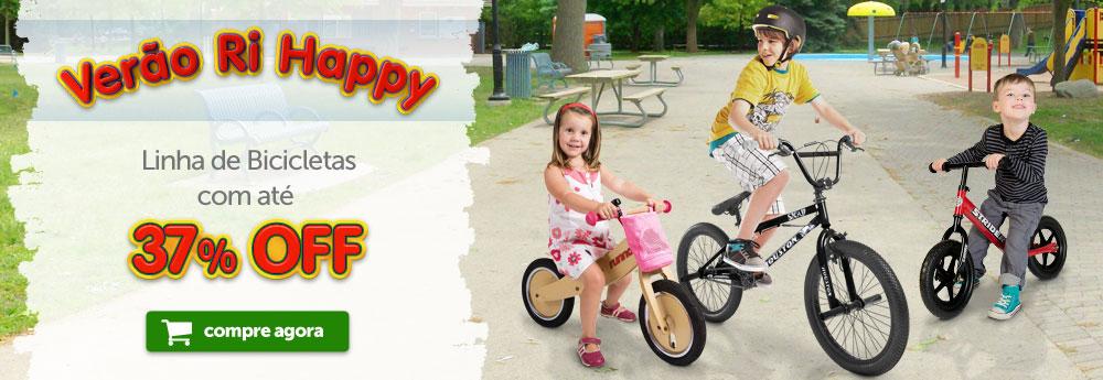 Verão Ri Happy - Bicicletas