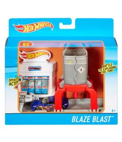 Conjunto-Hot-Wheels---Blaze-Blast---Mattel