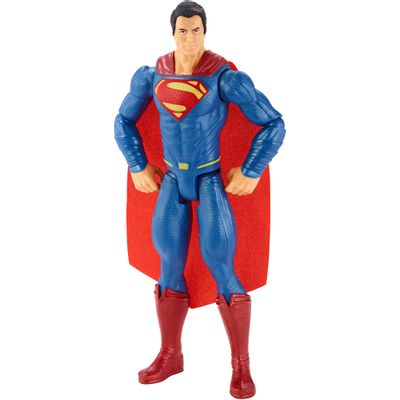 Boneco Batman Vs Superman Superman Mattel