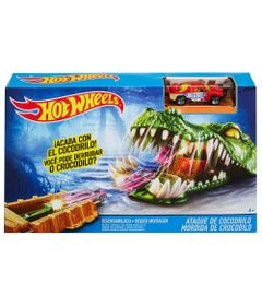 Pista-Hot-Wheels---Criaturas---Ataque-de-Crocodilo---Mattel