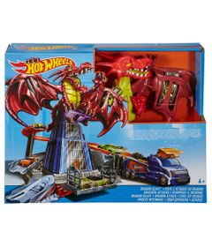 Pista-Hot-Wheels---Furia-do-Dragao---Mattel