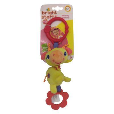 Chocalho-de-Pelucia---Animais---Girafinha---Kids-II