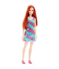 Boneca-Barbie---Fashion-And-Beauty---Ruiva-Vestido-Floral-Azul-e-Rosa---Mattel